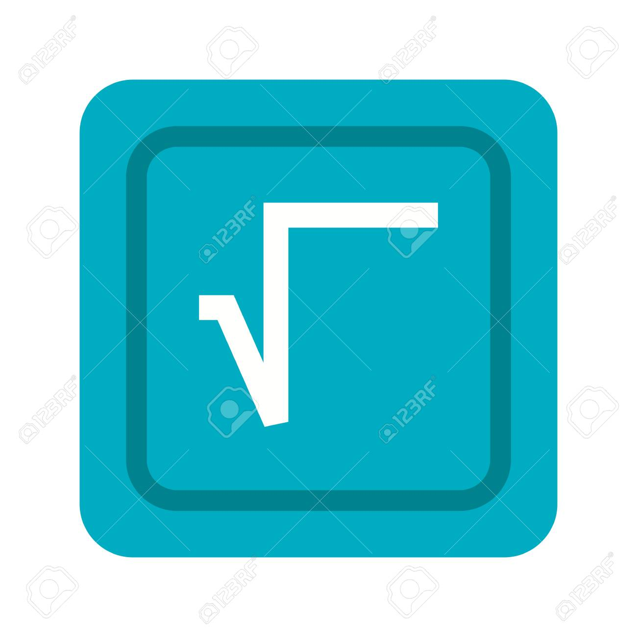 Square Root Symbol Royalty Free Cliparts Vectors And Stock