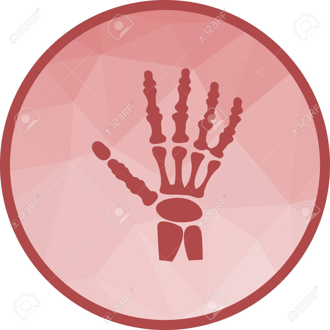 Hand, fingers, body icon vector image  Can also be used for human