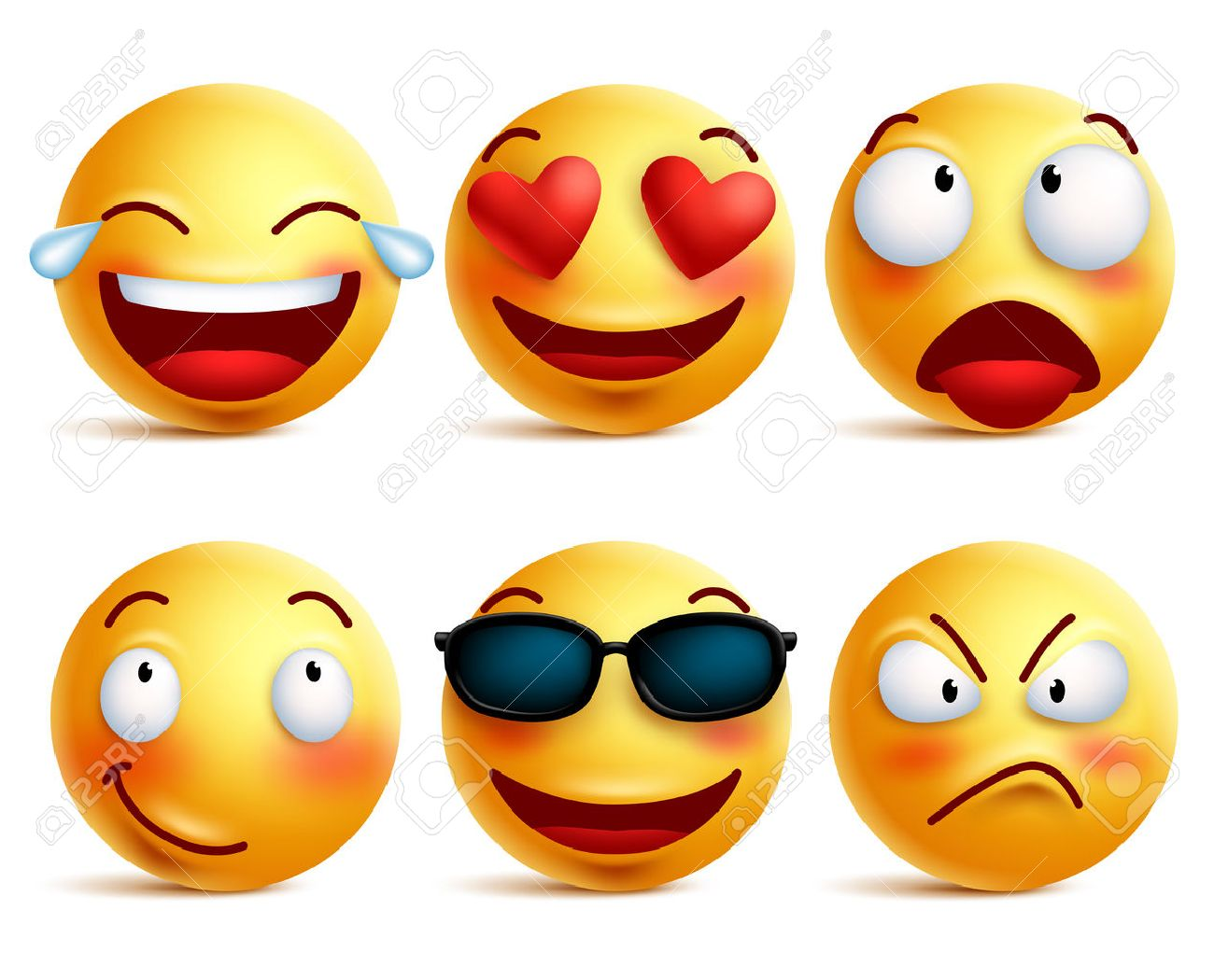 Emoticons Stock Photos Royalty Free Emoticons Images