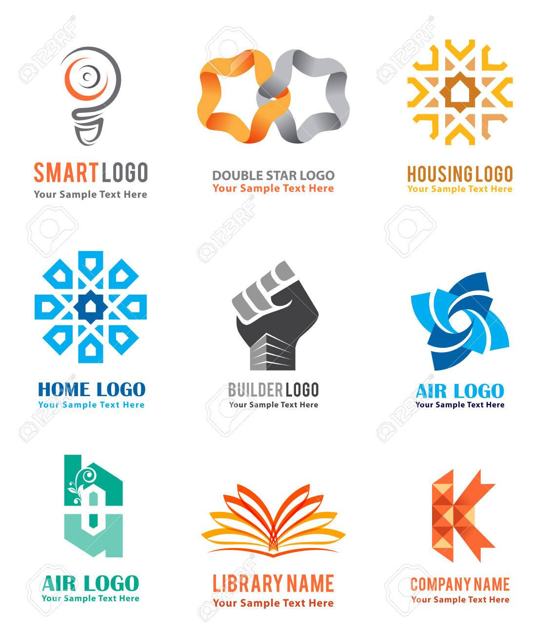 corporate logo design samples stunning company logo design ideas photos decorating interior - Company Logo Design Ideas