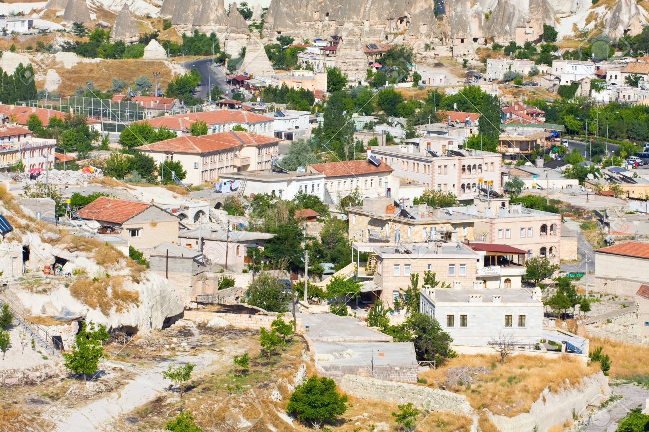 Cappadocia, Turkey Stock Photo - 18380335