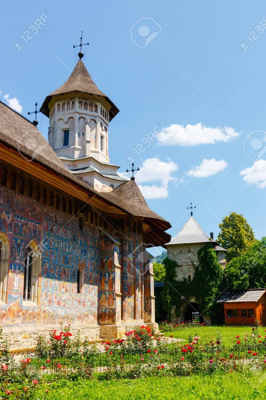 モルドヴィツァ修道院はスチャヴ...