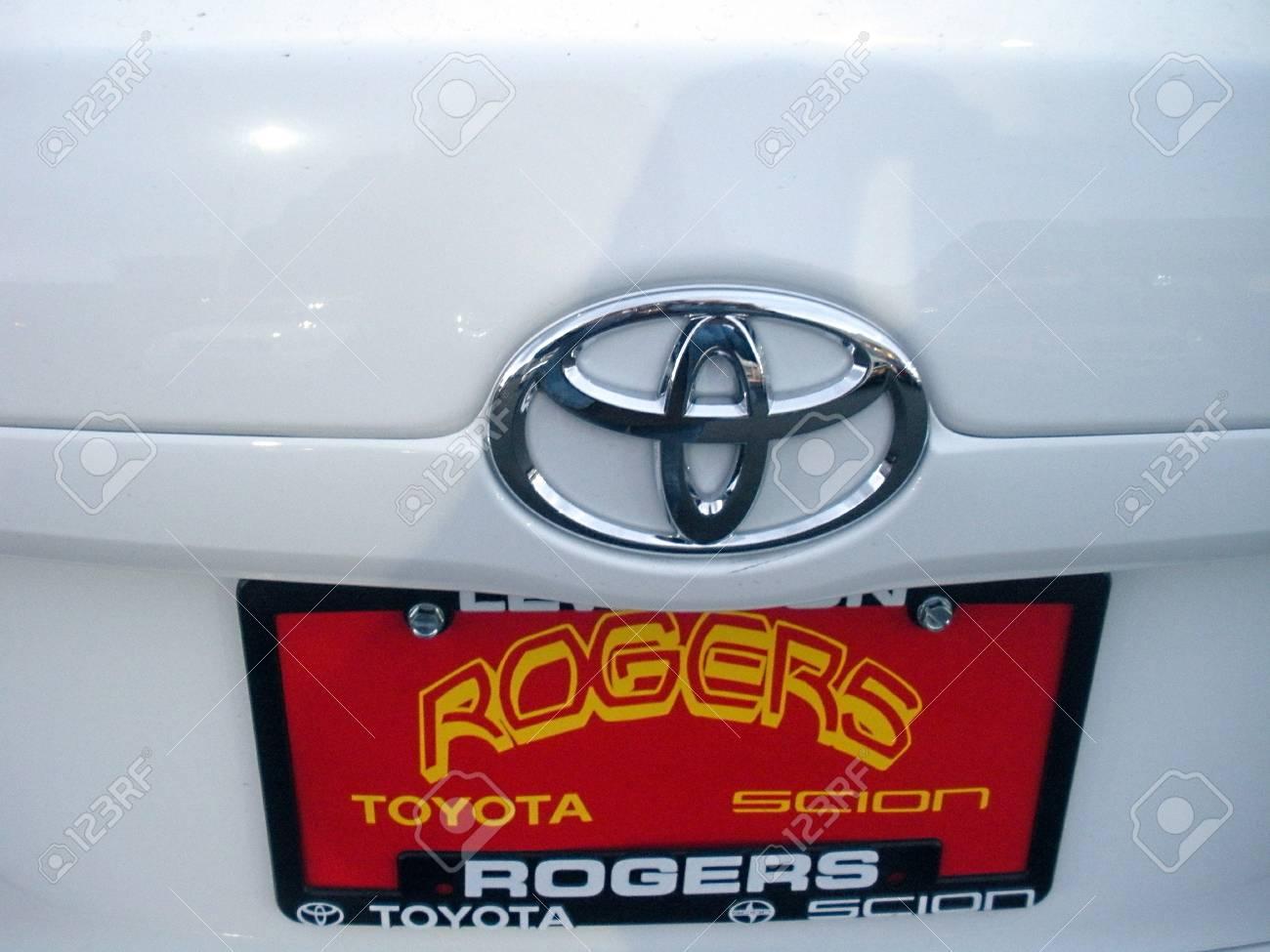 Rogers Toyota Lewiston >> Lewiston Idaho Usa Toyota Auto Dealer 9 March 2011