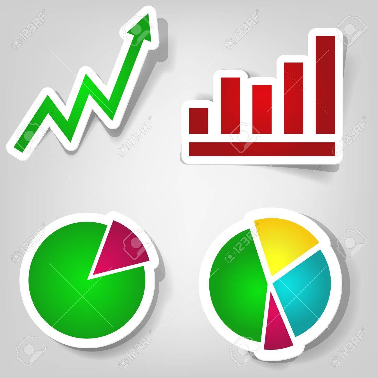 set of design elements for making presentations - 9893199