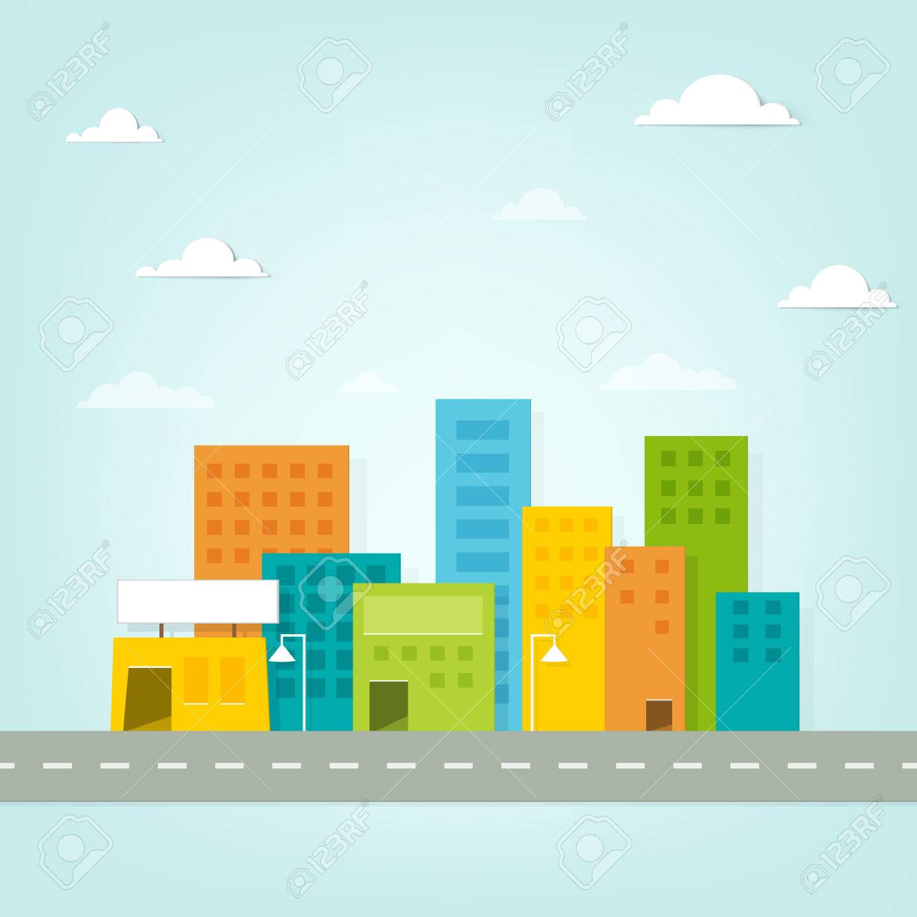 urban landscape - 24561863