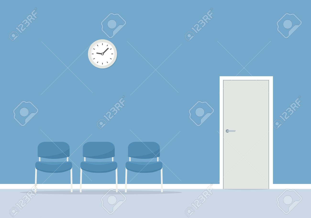 Waiting room with chairs - 103506068
