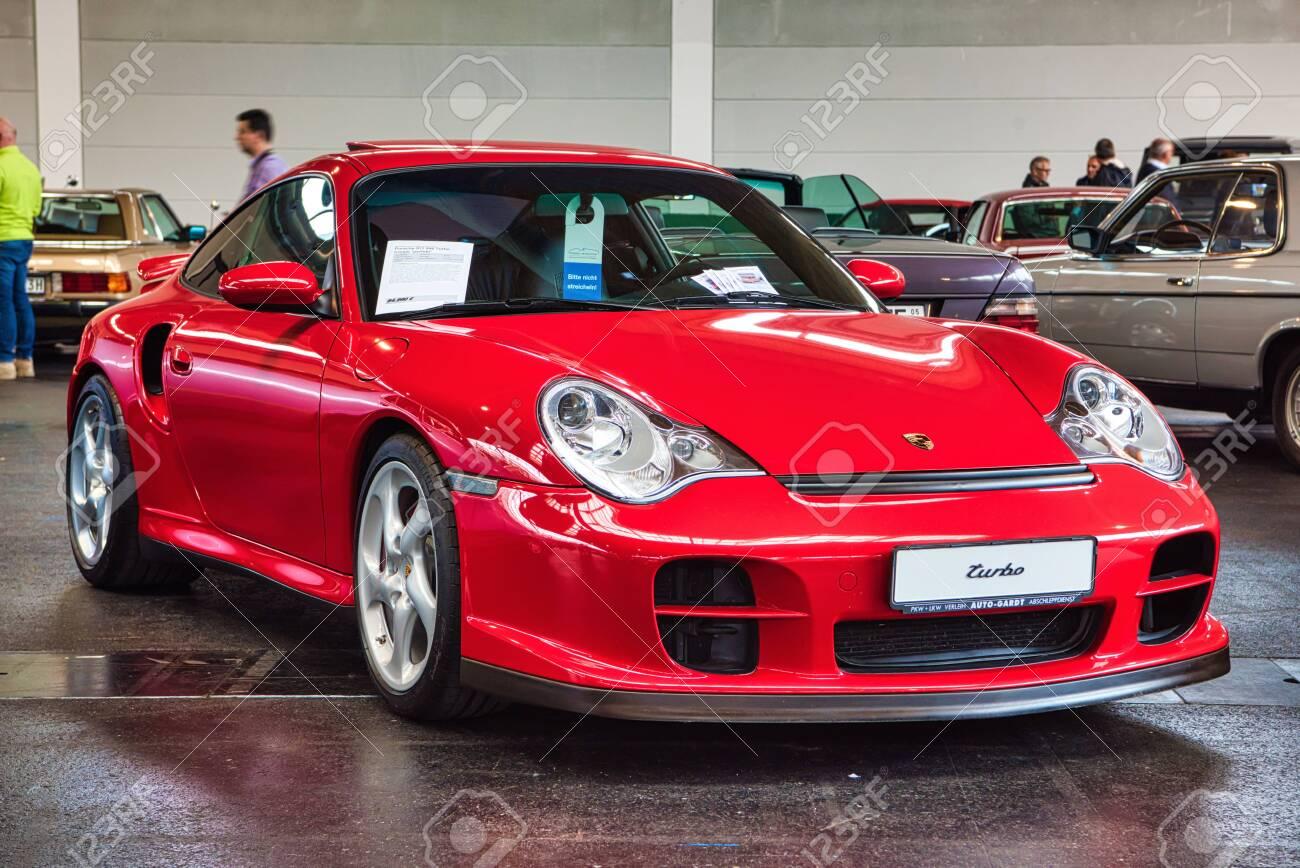 Porsche 996 Turbo >> Friedrichshafen May 2019 Red Porsche 911 996 Turbo Coupe 2000