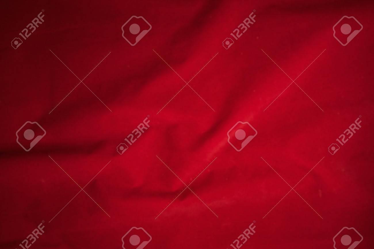 dark red velvet texture. Dark Red Velvet Fabric Use For Backdrop, Texture Or Background. Stock Photo - 29465630