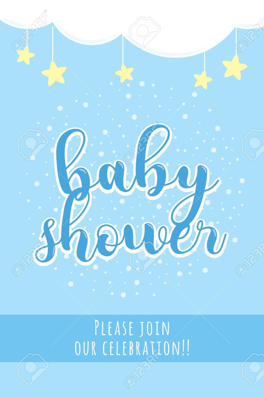 Baby shower happy birthday for new born celebration greeting baby shower happy birthday for new born celebration greeting and invitation post card size stopboris Image collections