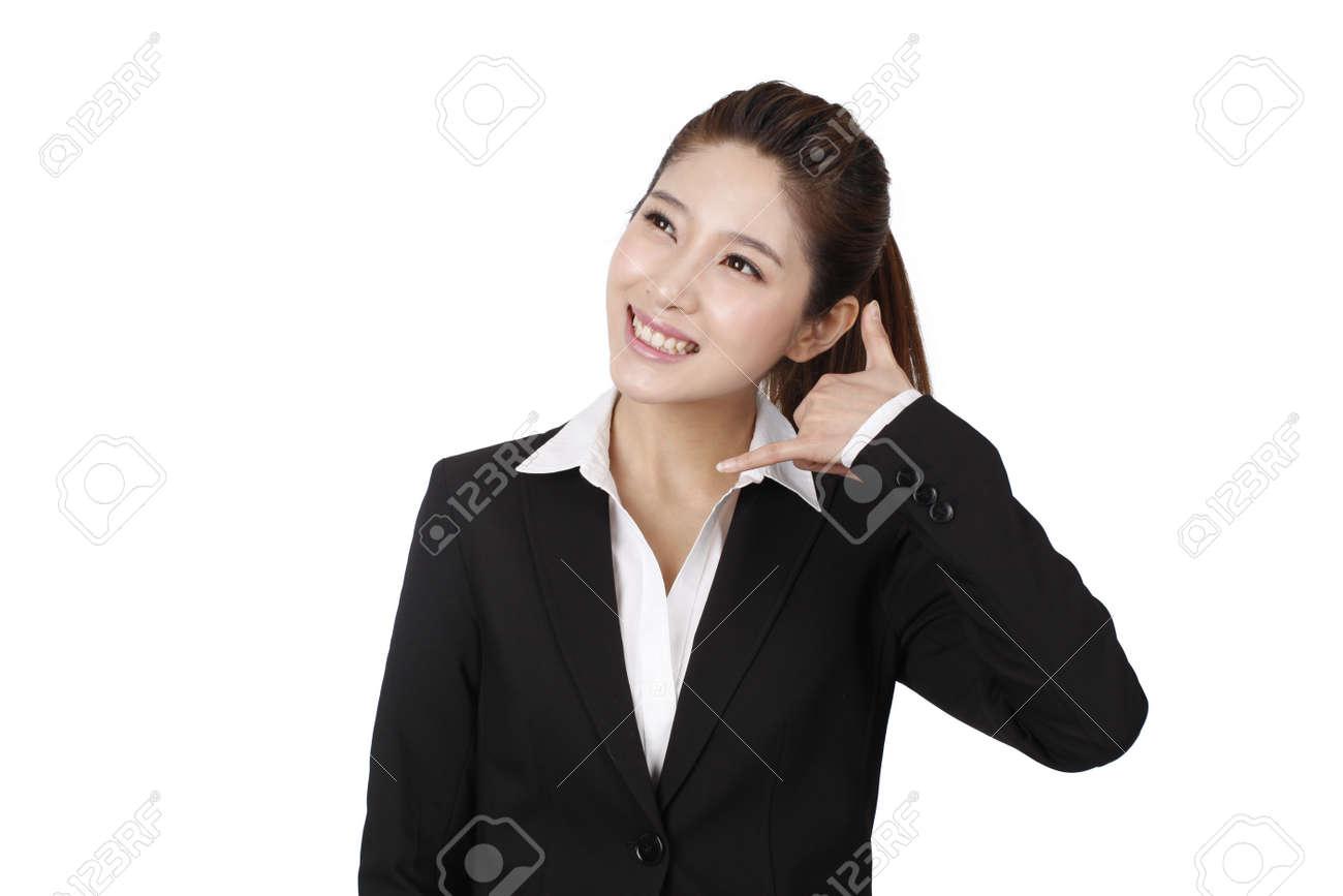 Portrait of a businesswoman - 157633451