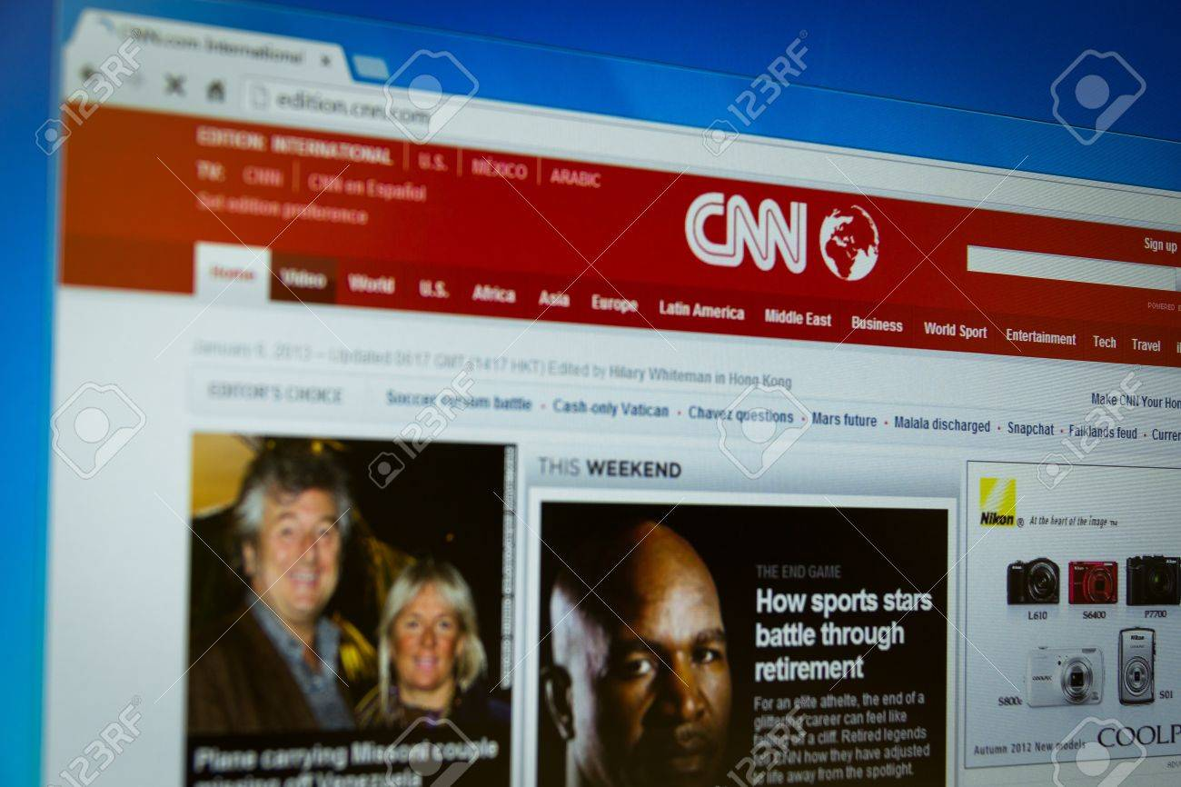 cnn Stock Photo - 18888957
