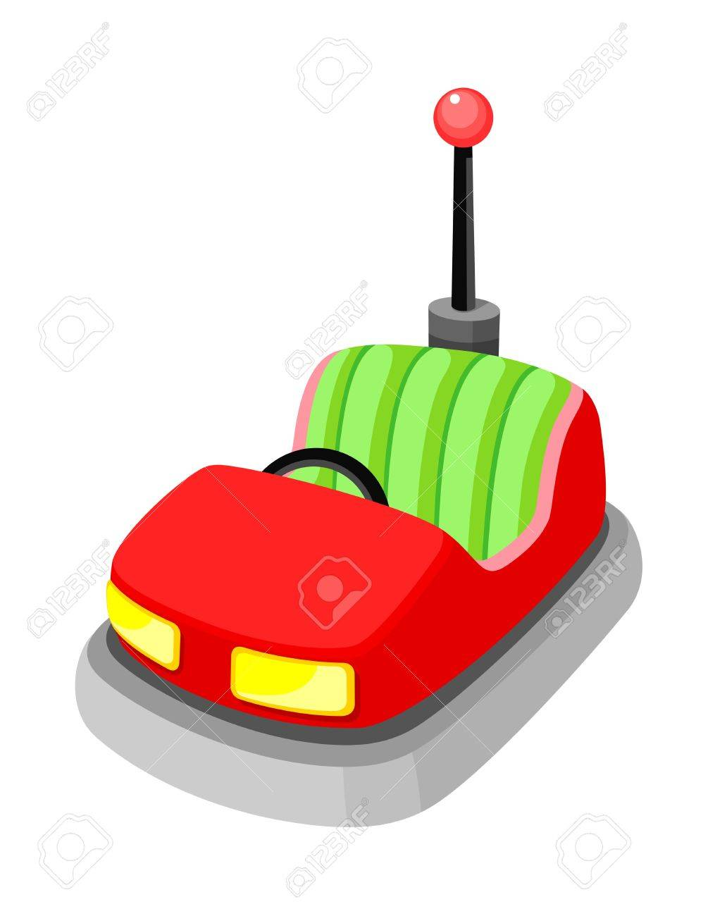 Icon Amusement Park Ride Royalty Free Cliparts, Vectors, And Stock ...
