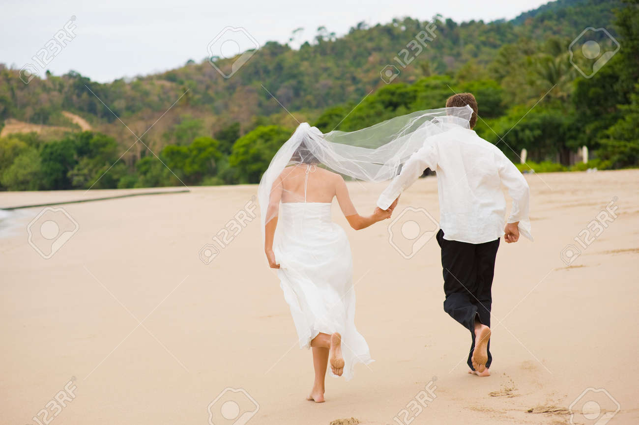 Image result for couple running away