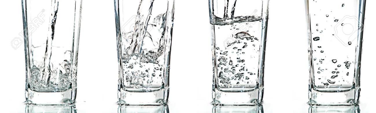 Glass of water - 22064231