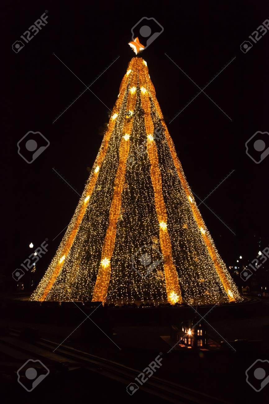 Washington Dc Christmas.Washington Dc December 5 2015 The National Christmas Tree