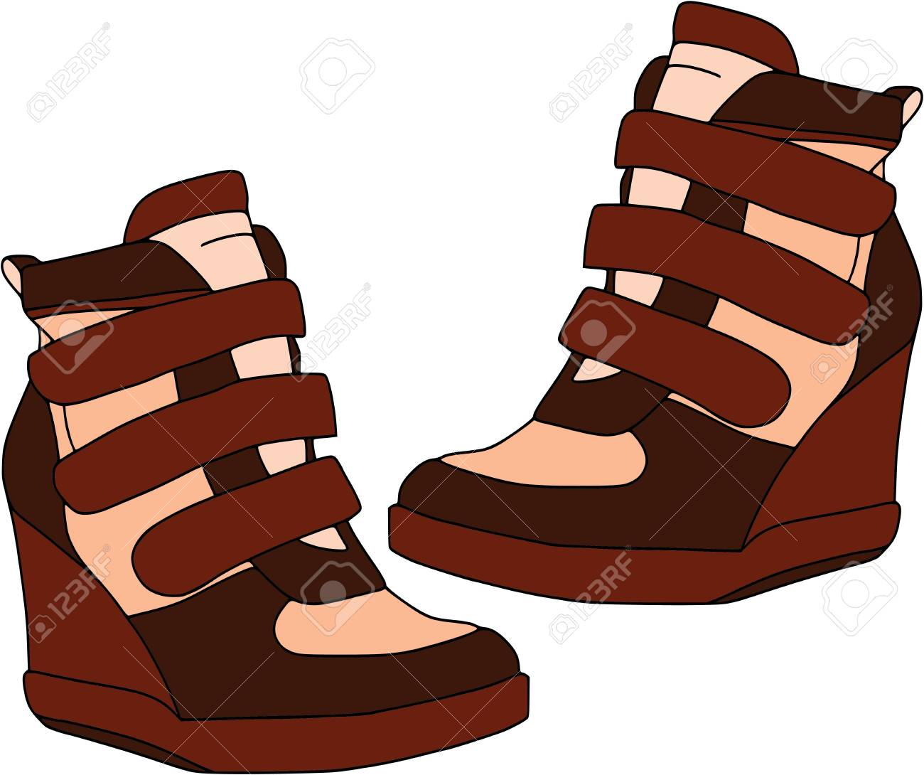 17c037e0385 Colored Footwear For Women