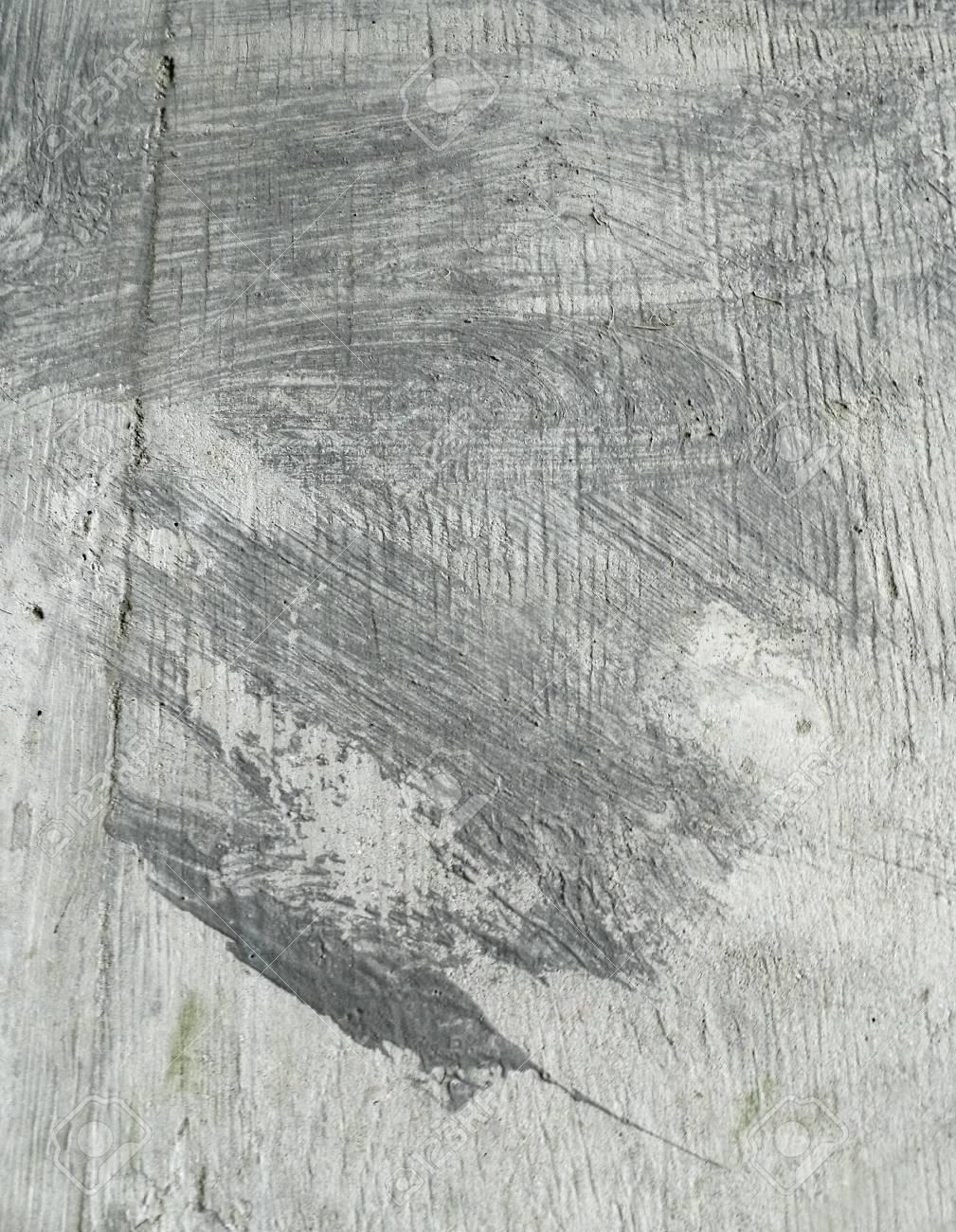 Rough Paint Marks On Concrete Surface Texture Painted Concrete