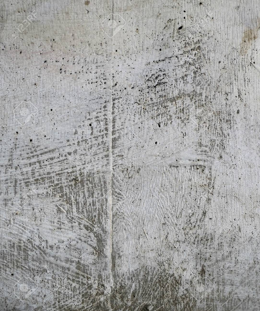 Rough Paint Marks On Concrete Surface Texture Painted Concrete