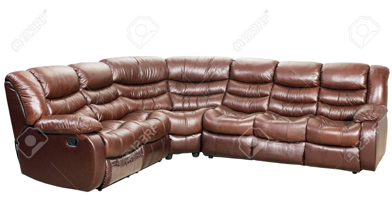 ea4b79837c393 Sofa Cama Moderno Lider Cubierta De Muebles Aislado En El Fondo
