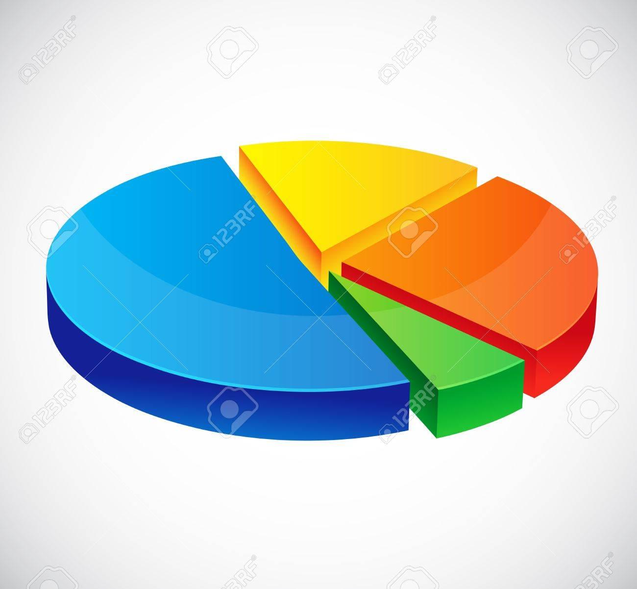 Circle diagram Stock Vector - 14799530