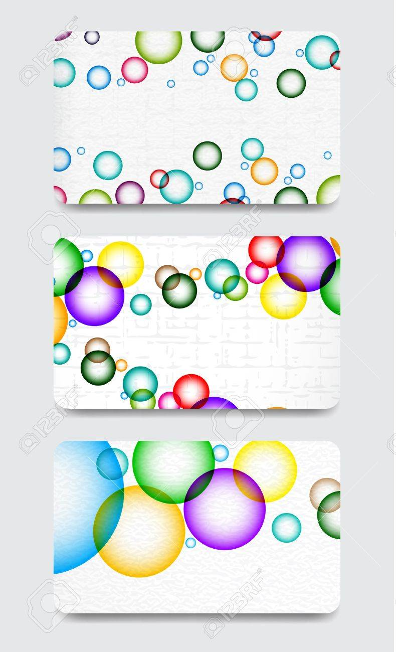 Gift cards Stock Vector - 17304800
