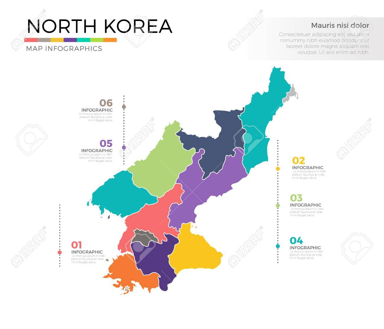 North Korea country map infographic colored vector template with.. on greenland country map, togo country map, apac country map, u.s. country map, kyrgyzstan country map, burkina faso country map, mid east country map, china country map, persian gulf country map, dominica country map, botswana country map, middle america country map, ww1 country map, bahamas country map, worldwide country map, korean culture country map, turkmenistan country map, uzbekistan country map, turkestan country map, pyongyang country map,