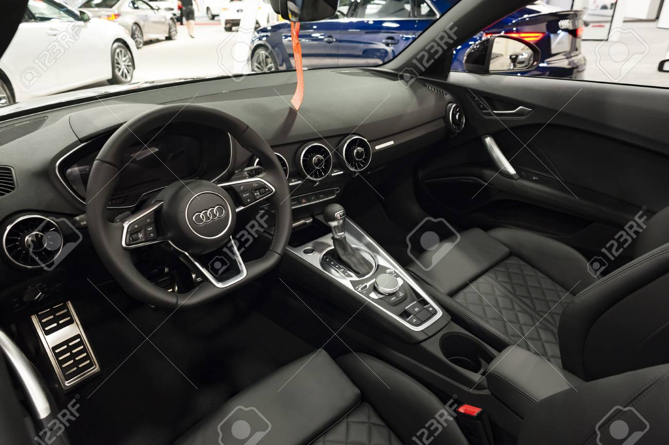 Miami Usa September 10 2016 Audi Tt Roadster On Display Stock Photo Picture And Royalty Free Image Image 64127564