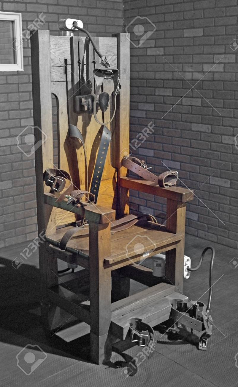 Electric Chair In Huntsville Texas Stock Photo Picture And Royalty Free Image Image 98408952