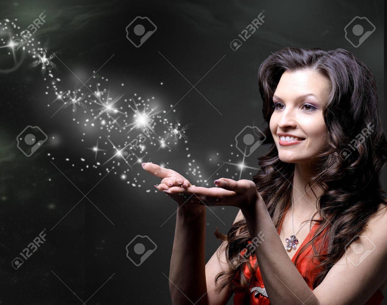 Portrait of beautiful girl Stock Photo - 11035059