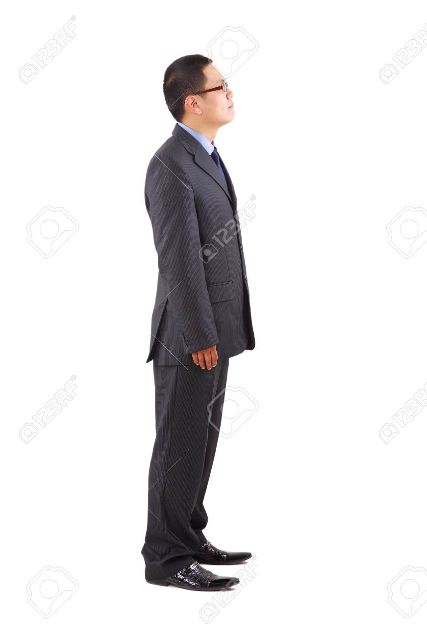 A good looking young asian businessman Stock Photo - 11686752