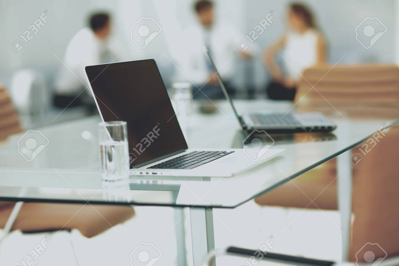 Working process in a modern office - 65813256