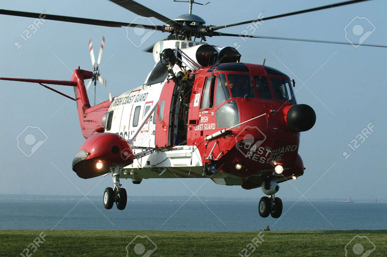 Coast Guard Stock Photo - 247333