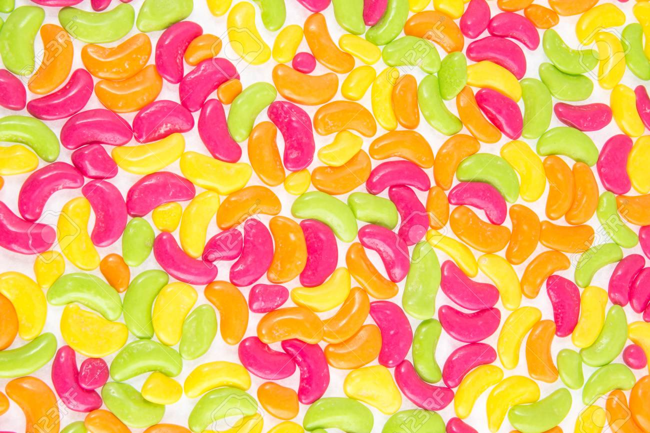 Closeup of colorful candy Stock Photo - 17273721