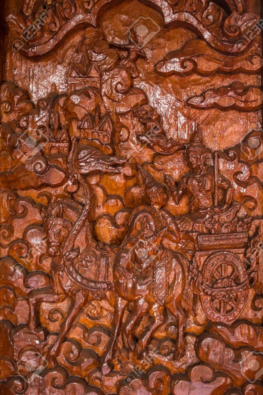 Sculpture wall art wall decor wood carving wood art wall
