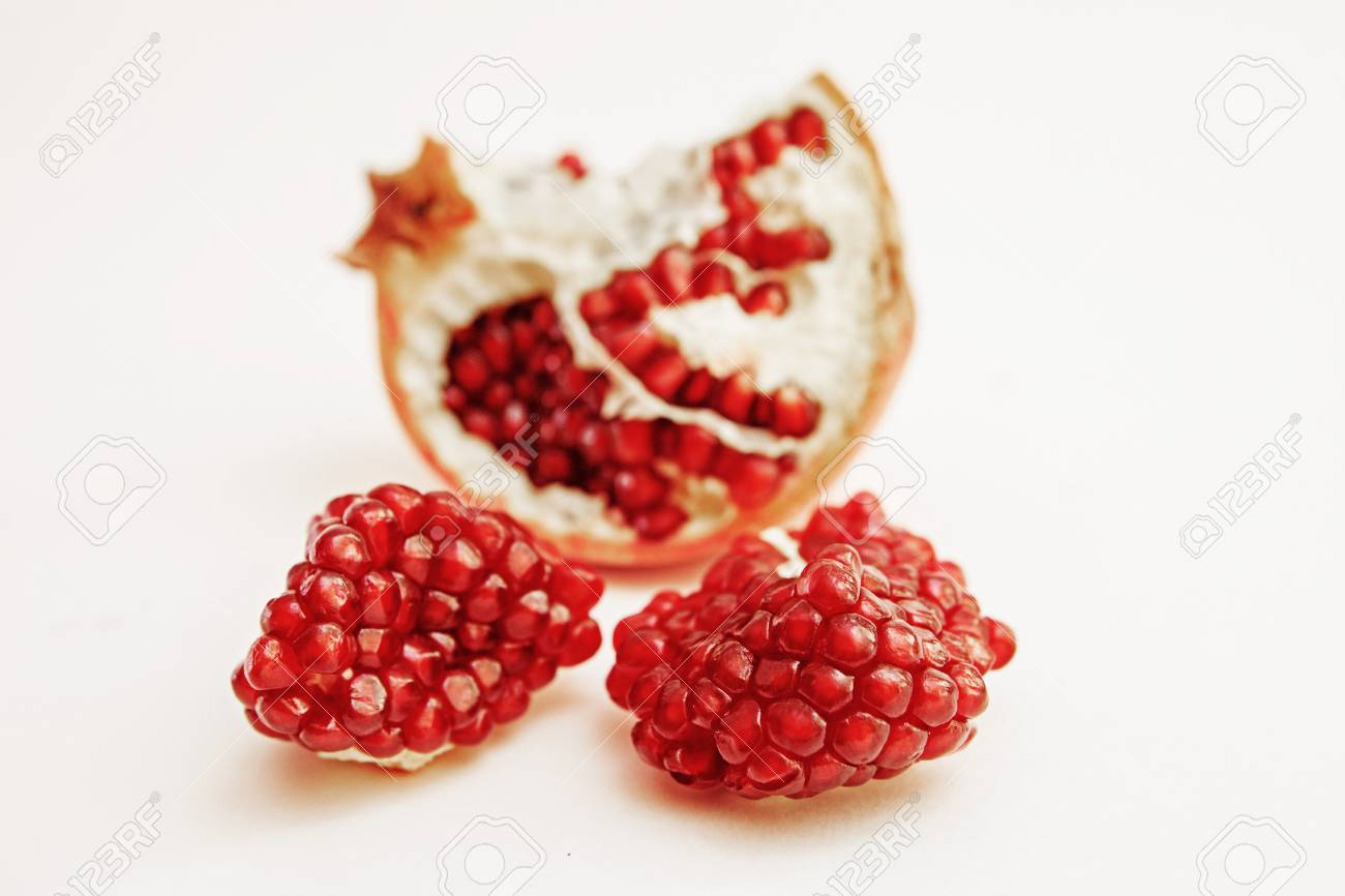 Pomegranate Stock Photo - 24609150