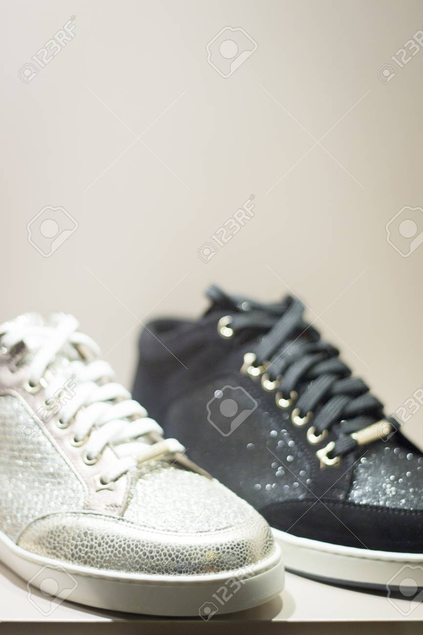 Leather Luxury Casual Sneaker Type