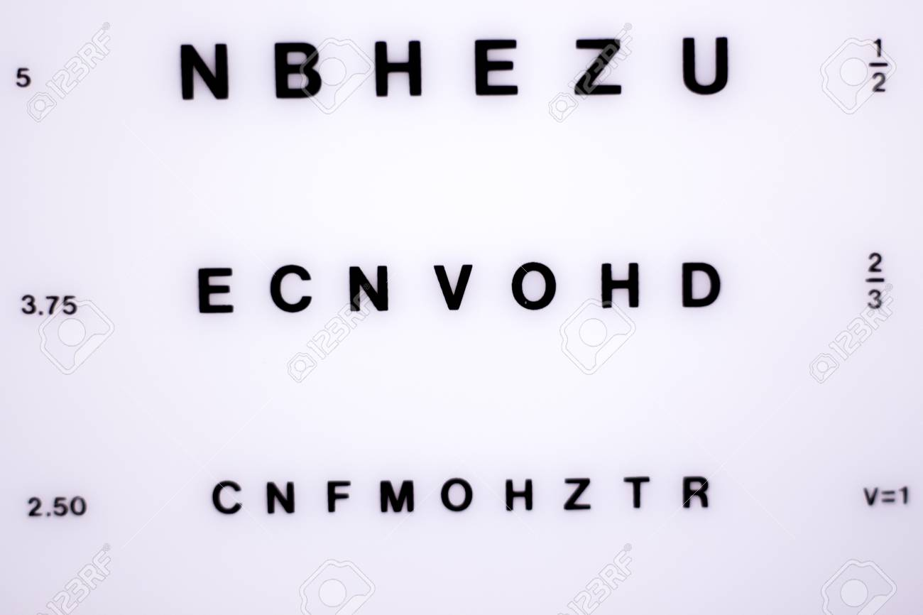 647b7f2443 Ophtalmologie Ophtalmologie Et Optométrie De L & # 39 ; Examen Du Test De L  & # 39 ; Examen Pour La Vue De Test Et De La Vision Pour Les Patients ...
