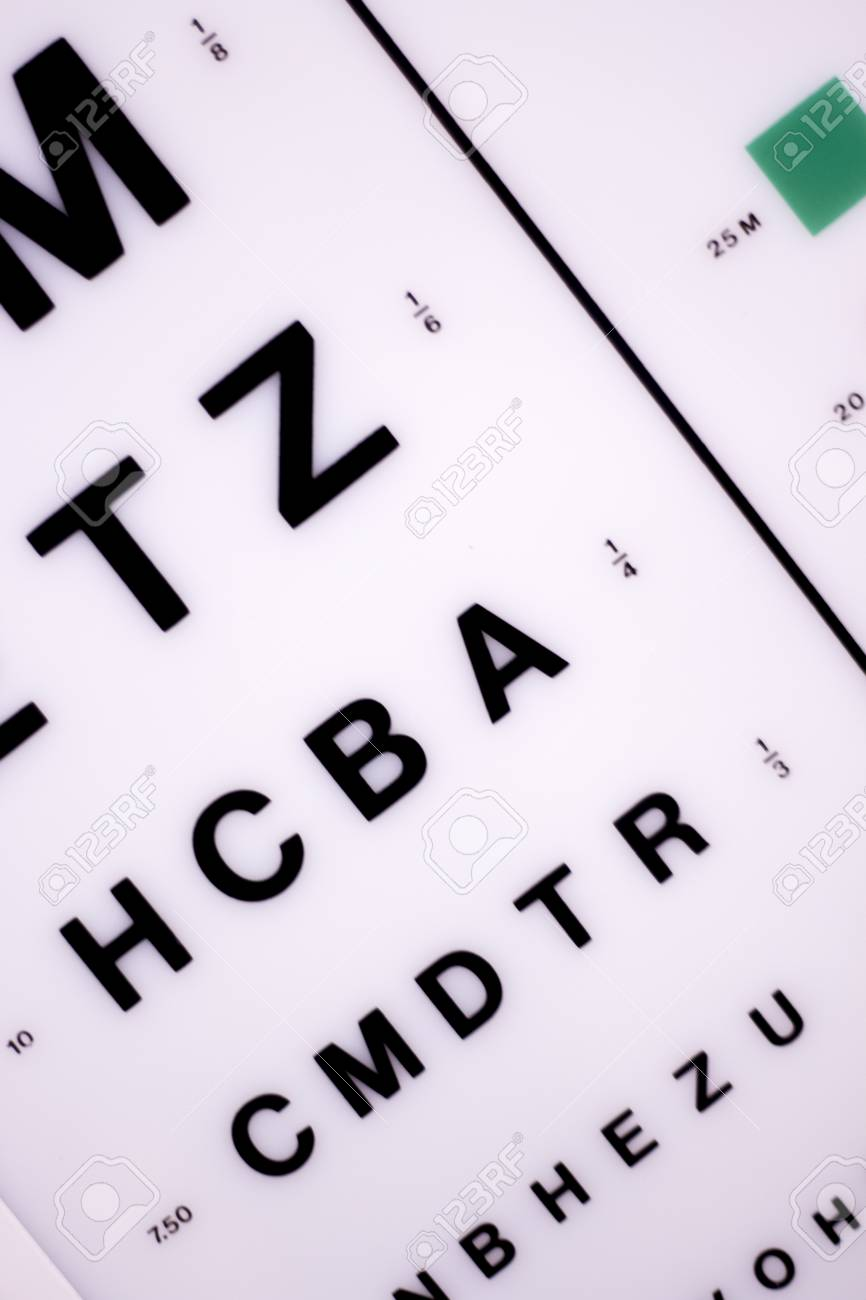 Opticians ophthalmology and optometry eye test chart to test sight opticians ophthalmology and optometry eye test chart to test sight and vision for patients with eyesight geenschuldenfo Image collections