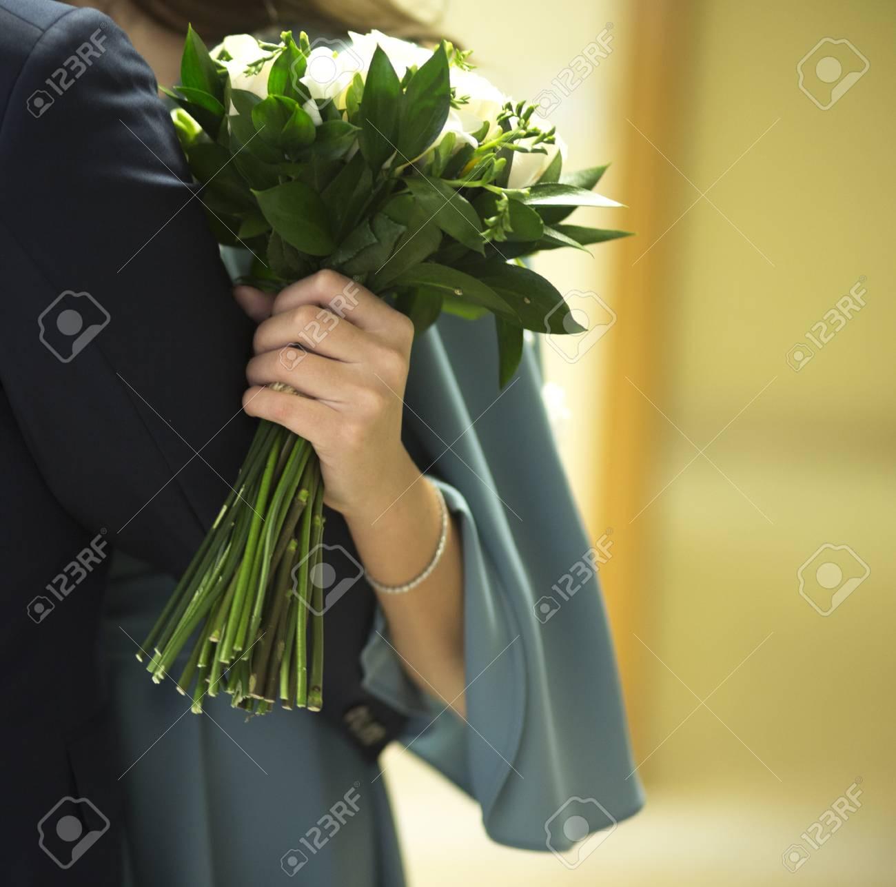 Non Religious Wedding.Civil Non Religious Wedding Ceremony Registry Office Bridal Bouquet