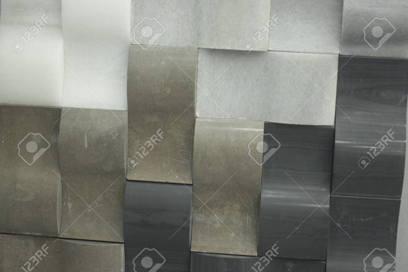 Kitchen Bathroom Tiles Showroom Display Of New Tiling Option Stock Photo Picture And Royalty Free Image Image 113458674