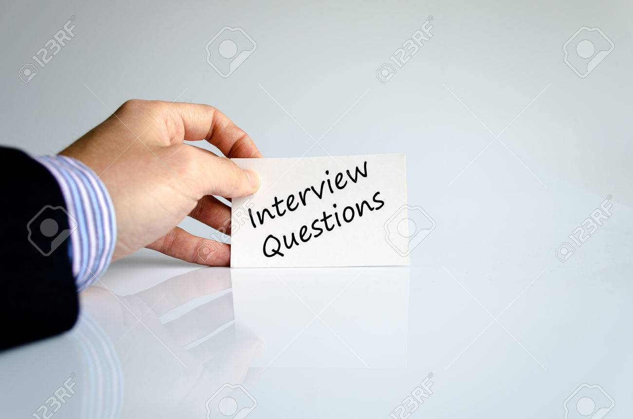 interview questions text concept isolated over white background interview questions text concept isolated over white background stock photo 51468578