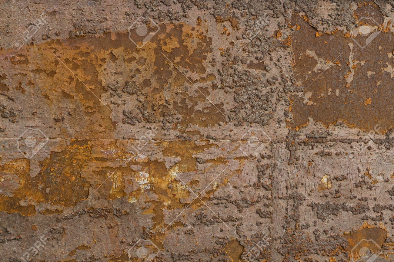 Rusted Iron Texture