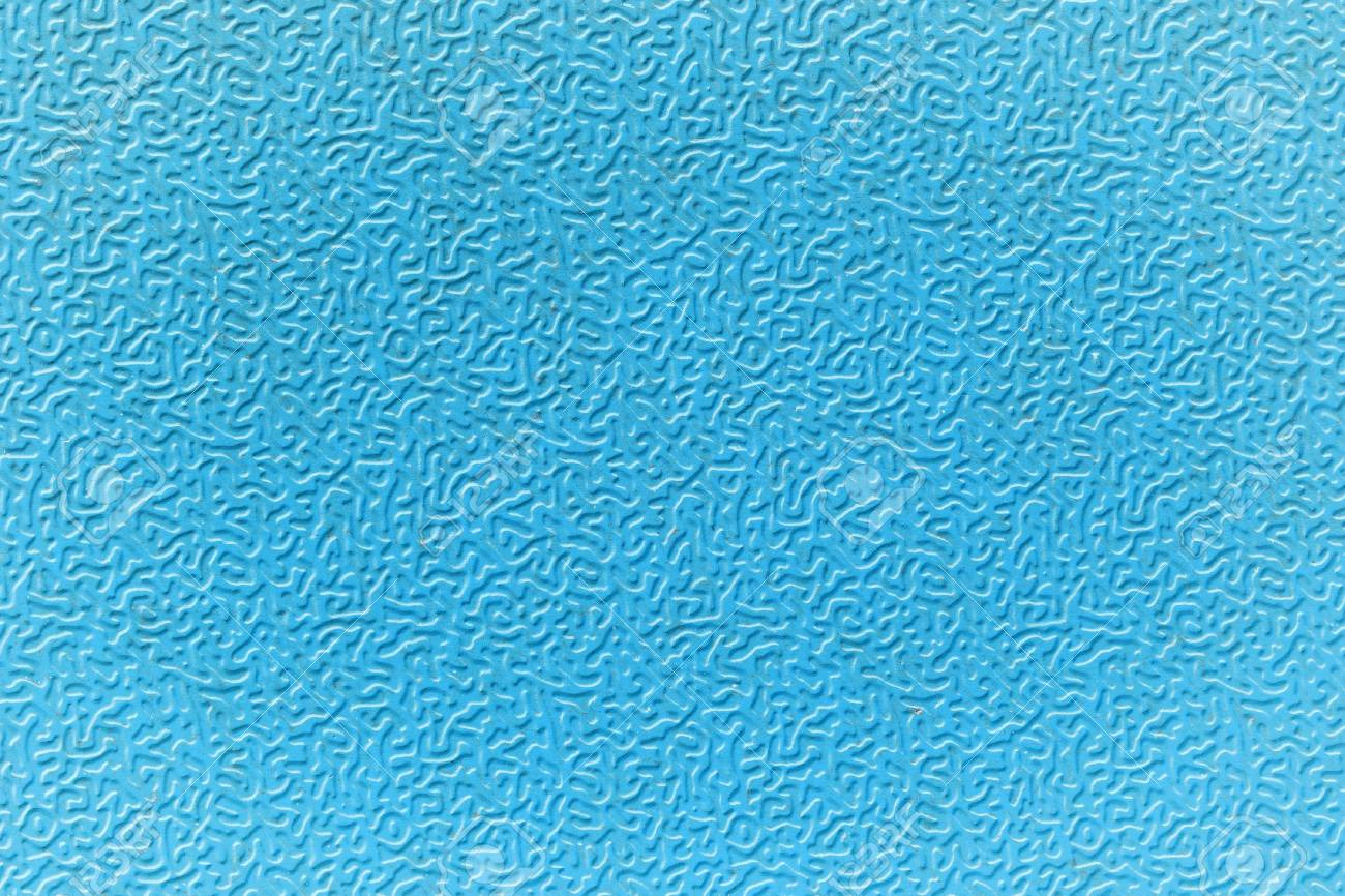 Background of dirty blue textured plastic Stock Photo - 20735750