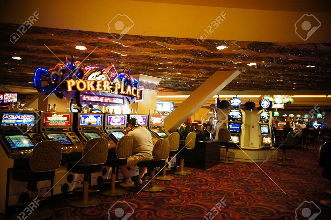 Las Vegas, Nevada - September 1 2011 : Harrahs Las Vegas Hotel and Casino in Las Vegas, Nevada Stock Photo - 10839219