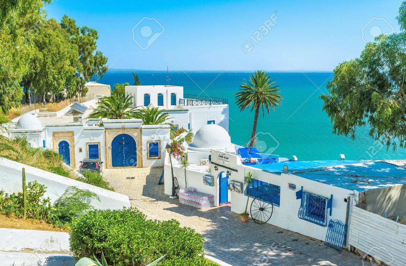 VISITER Sidi Bou Saïd Tunis