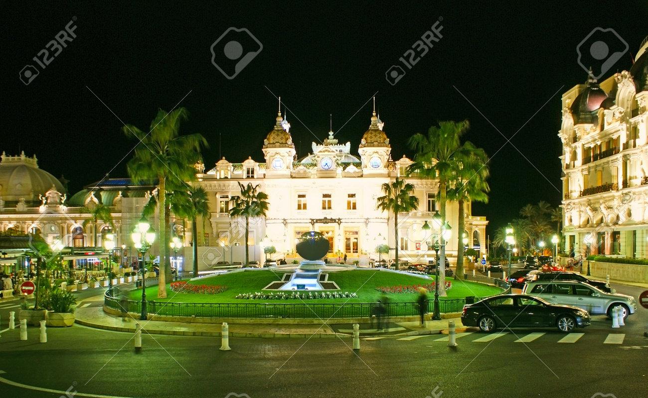 Monaco February 20 2012 The Luxury Casino Square Is The Best