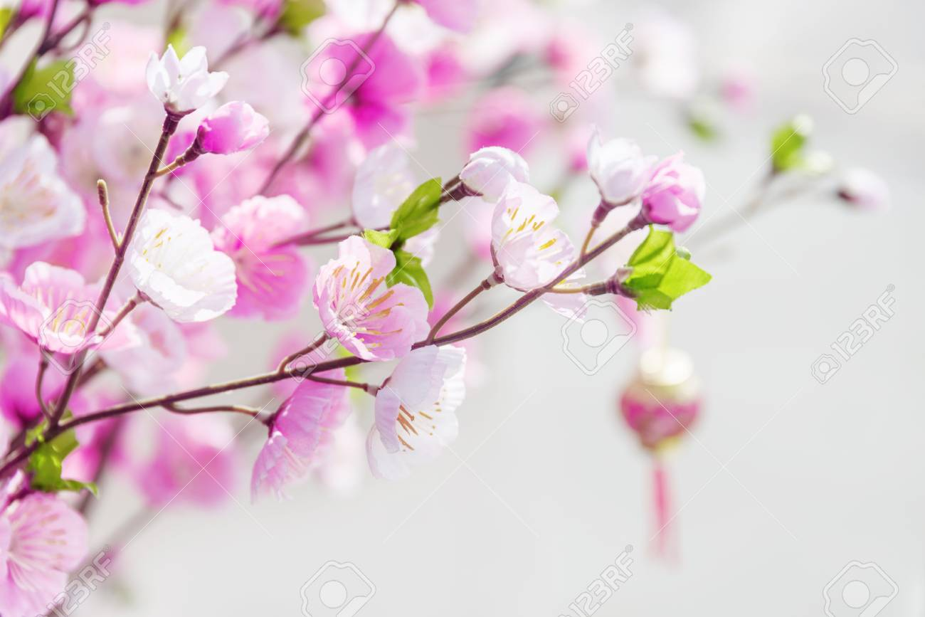 Beautiful Artificial Cherry Blossom Tree Traditional Asian