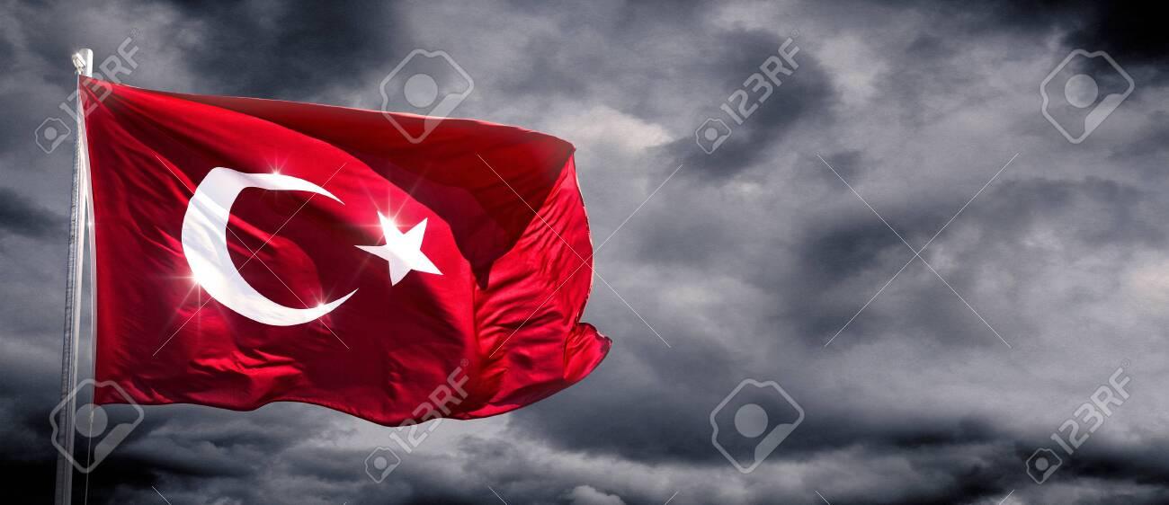 Turkish flag - 138635795