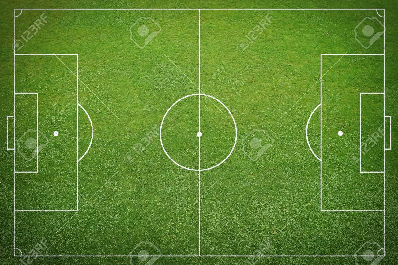 soccer field - 65960890