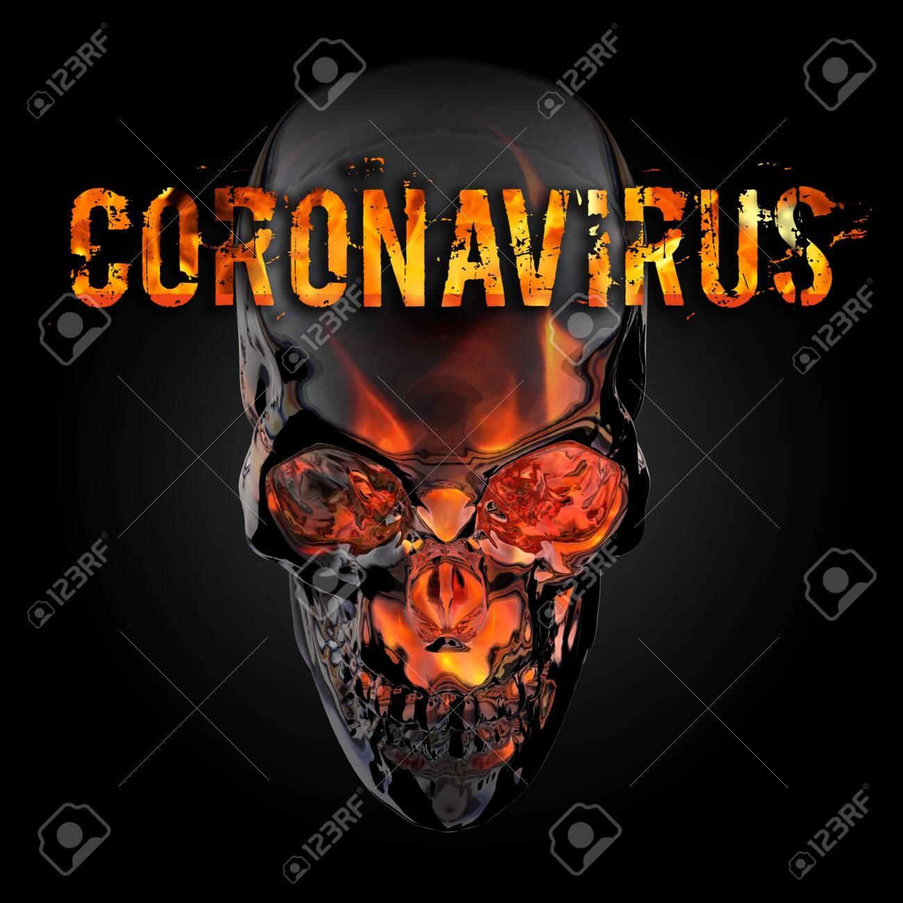 Coronavirus outbreak concept - 141713201